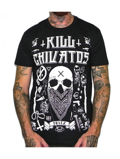 Camiseta Rulez kill Chivatos New