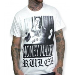 Camiseta Rulez Jesus Gil Money Maker