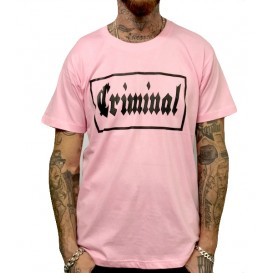 Camiseta Rulez Criminal