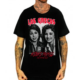 Camiseta Rulez Las Grecas Only for the hood