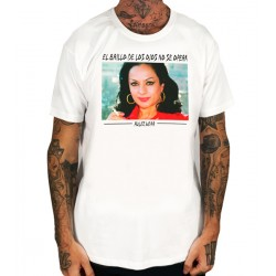 Camiseta Rulez Lola Flores Brillo Ojos