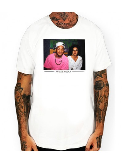 Camiseta Rulez Will Smith & Rosario Flores