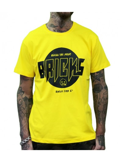 Camiseta Rulez Bricks bless the point