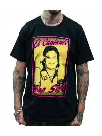 Camiseta Rulez Hector Lavoe Trap star
