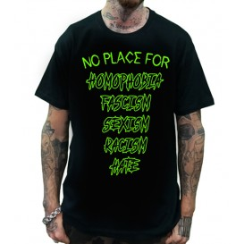 Camiseta Rulez No place for