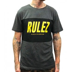 Camiseta Rulez The first in the fucking game