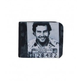 Cartera Billetera Pablo Escobar