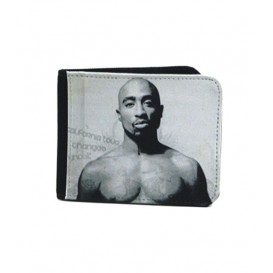 Cartera Billetera 2 Pac Notorious