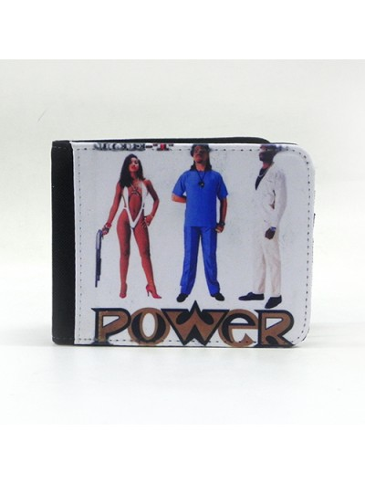 Cartera Billetera ICE T Power