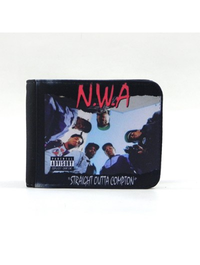 Cartera Billetera N.W.A