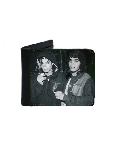 Cartera Billetera Michael Jackson & Camaron