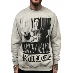 Sudadera Rulez Jesus Gil Money Maker