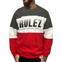 Sudadera Rulez The Chosen few